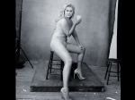Amy Schumer And Selena Williams Go Bare Pirelli Calendar Photoshoot 2016 Issue