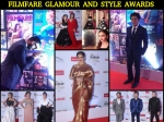 Filmfare Glamour And Style Awards 2015 Shahrukh Alia Ranveer And Many Celebs
