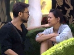 Bigg Boss 9 Mandana Ridicules Keith As Servant Of The Cool Group