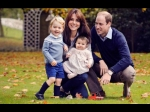 Kensington Palace Releases Family Photo Of The Duke And Duchess Of Cambridge