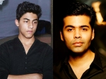 Karan Johar To Launch Shahrukh Khan Son Aryan Khan
