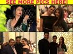 Aishwarya Rai Bachchan Sushmita Sen Hug At Recent Ambani Bash Pics