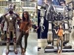 Amy Jackson Plays Robot In Rajinikanth S Enthiran 2 Latest News