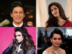 Deepika Katrina Or Kangana Who Is Srks Next Heroine
