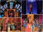 Upen Karishma Karan Krystle Arjun Mouni Sizzling Dance Mirchi Top