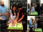 Nazriya Nazim Birthday Fahadh Faasil