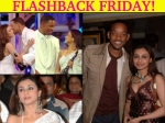Rani Mukerji Unseen Pics With Will Smith From The Filmfare Awards
