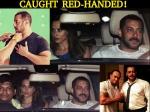 Salman Khan Spotted With Alleged Girlfriend Iulia Vantur At Juhu Pics