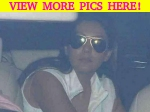 Gauri Khan Visits Rani Mukerji And Baby Adira At Hospital Pictures