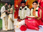 Shivada Nair And Murali Krishnan Enters Wedlock