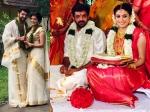 Shivada Nair And Murali Krishnan Enters Wedlock