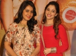 No Place Fro Cat Fights Rashi Khanna And Tamannaah Sisters Bengal Tige