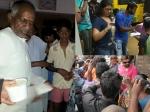 Ilayaraja Mammootty Vishal Ajith Actors Help Rain Affected Victims