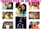 Unseen Pics Of Ugramm Sri Murali With Family Sandalwood Friends