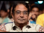Veteran Actor Ranganath Commits Suicide Hints About It In An Old Inter