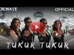 Watch Dilwale New Song Tukur Tukur Featuring Shahrukh Varun Kajol Krit