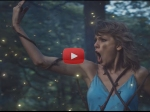 Watch Taylor Swifts Out Of The Woods Sixth Song From The Album