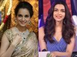 Kangana Ranaut Deepika Padukone Star In Sanjay Dutt Biopic