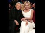 Ellen Degeneres Wins Favorite Humanitarian At The Annual Peoples Choice Awards