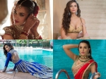 Stunning Beautiful Pics Of Amy Jackson In Indian Traditional Wear