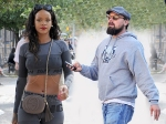 Rihanna And Leonardo Dicaprio Hooking Up Seen Kissing Passionately In Paris