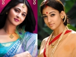 Actresses Anushka Shetty And Nayantara In Jogi Prem Kali