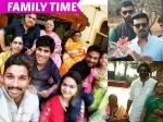 Tollywood Stars Celebrated Sankranthi Ramcharan Allu Arjun Prabhas
