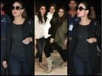 Kareena Kapoor Khan Latest Pics Spotted At Airport Returns From Dubai