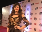 Zareen Khan Gatecrash Filmfare Awards Just To Sit Next To Salman Khan