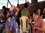 Funny Madhavan Gets Drunk Till The Neck For Saala Khadoos