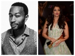 Hollywood Singer John Legend Goes Gaga Over Aishwarya Rai Bachchan