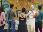 Bigg Boss 9 Keith Sequeira Rochelle Rao Say Imam Siddique Ask Engaged