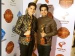 Matsh Radhika Madan Yrkkh Karan Rohan Mehra Bag Kalakar Awards Pics