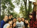 Post Bigg Boss 9 Salman Khan Party Prince Keith Kishwer Suyyash Pics