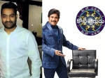 Ntr Spotted In A New Look At Meelo Evaru Koteeswarudu Shoot