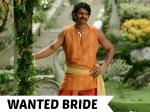 Prabhas Marriage Baahubali Team Searches For A Bride