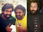 Prabhas And Rana To Feature In A Song Directed By Vikram