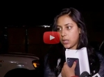 Pratyusha Banerjee Attacked By Fake Cops Polics Deny Allegation Video