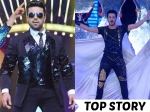 Ram Charan Akhil Akkineni Charged A Bomb To Groove At Iifa Utsavam