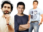 Ranveer Singh To Follow Salman Khan And Aamir Khans Footsteps