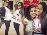 Salman Khans Sister Arpitas Baby Shower Pics Are Too Cute To Be Missed