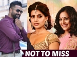 Confirmed Its Samantha And Nitya Menen For Ntr