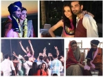 Sanaya Irani Mohit Sehgal Goa Wedding Drashti Barun Tv Celebs Pics