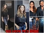 Shahrukh Khan Wife Gauri Steals The Show Paris With Her Killer Looks
