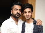Simbu Anirudh May Sing For Telugu Film She Starring Mahat