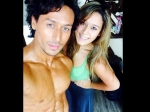 Too Cute Tiger Shroff Gets A Surprise On The Sets Of Baaghi