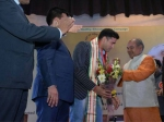 Sangram Singh Wins The First Dr Apj Abdul Kalam Award