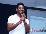 Not Yet Ready For Marriage Says Actor Vishal Upcoming Movies