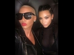 Kanye West And Wiz Khalifas Twitter Feud Settled After Kim And Rose Met Up For Tea