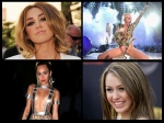 Miley Cyrus Transformation Over The Years Cute To Hot